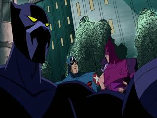 复仇者:世上最强英雄组合 第二季 第01集