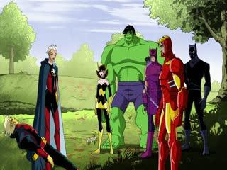 复仇者:世上最强英雄组合 第二季 第06集