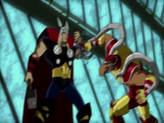 复仇者:世上最强英雄组合 第二季 第08集
