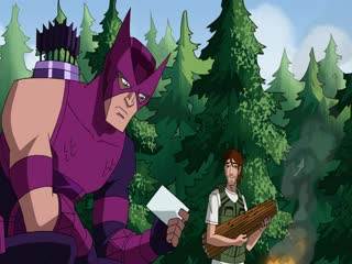 复仇者:世上最强英雄组合 第二季 第09集