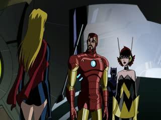 复仇者:世上最强英雄组合 第二季 第11集