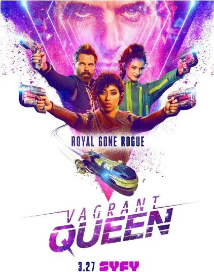 流浪女王 第一季